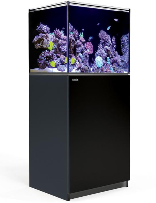 画像1: RedSea REEFER170  (フランジ付き)ブラックキャビネット (1)