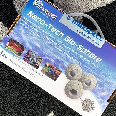 画像1: ■期間限定ポイント5倍■Nano-Tech Bio-Sphere 1kg (1)