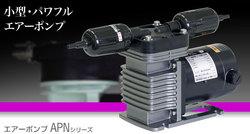 画像1: レイシー エアーポンプ  APN-110R D2 24V (1)